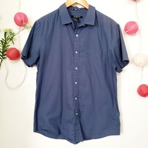 21men classic button down shirt L
